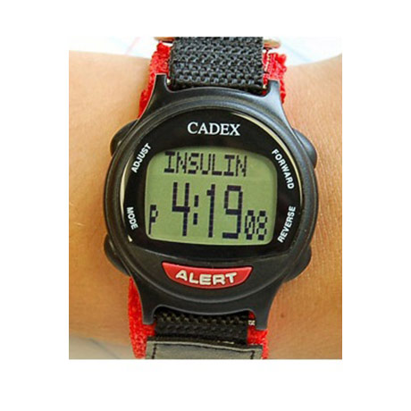 CADEX Paediatric Alarm Watch